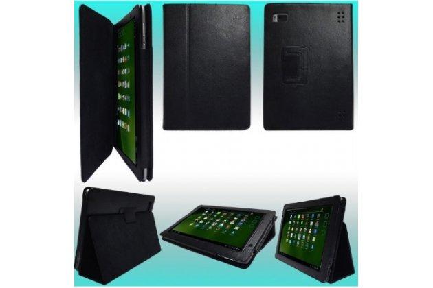 Фирменный чехол-обложка для Acer Iconia Tab A500/A501 черный