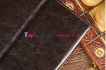 """Фирменный чехол-обложка для Acer Iconia Tab W700/W701 черный кожаный """"Премиум"""""""