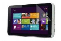 Фирменная защитная пленка для Acer Iconia Tab W3-810/811 матовая
