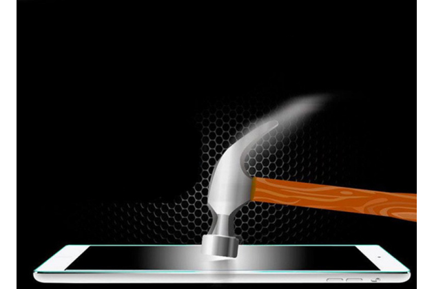 Фирменное защитное закалённое противоударное стекло премиум-класса из качественного японского материала с олеофобным покрытием для Apple IPad mini 4