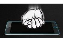 Фирменное защитное закалённое противоударное стекло премиум-класса из качественного японского материала с олеофобным покрытием для iPad Air 2