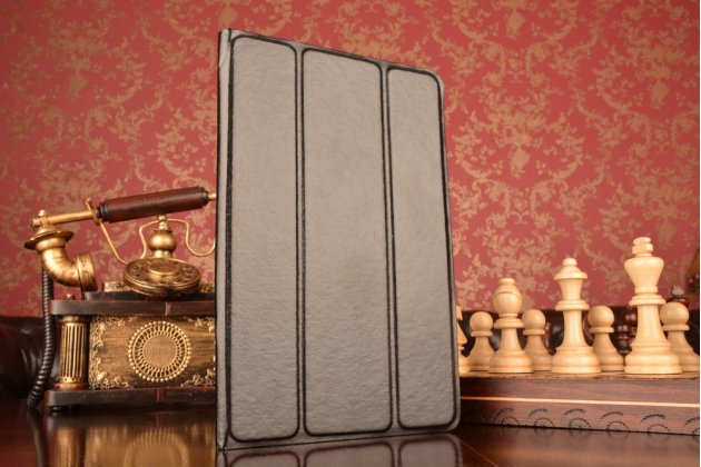 Чехол с вырезом под камеру для планшета Acer Iconia One B1-850 (NT.LC4EE.002) с дизайном Smart Cover ультратонкий и лёгкий. цвет в ассортименте