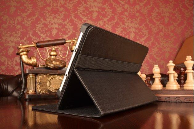 Чехол-обложка для планшета Acer Iconia One 8 B1-810/B1-811 с регулируемой подставкой и креплением на уголки