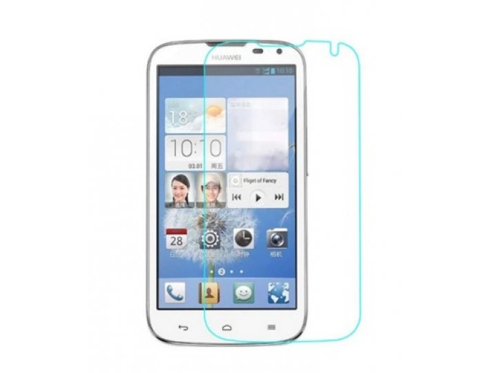 Фирменная оригинальная защитная пленка для телефона Huawei Ascend Y336 / Y3 /Y3C /Y3-U03 4.0