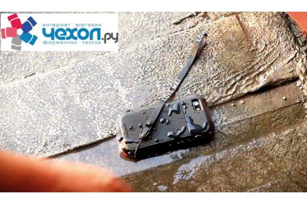 Неубиваемый водостойкий противоударный водонепроницаемый грязестойкий влагозащитный ударопрочный фирменный чехол-бампер для iPad Air 2 цельно-металлический со стеклом Gorilla Glass