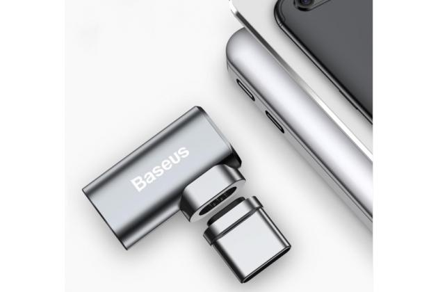 Магнитный коннектор Magsafe MacBook usb-с для MacBook Apple MacBook 12 Early 2015 / 2016 / Mid 2017 ( A1534 / A1527) (86W)