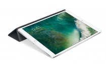 Фирменный оригинальный подлинный чехол с логотипом Apple для iPad Pro 12.9 Smart Cover (MQ0G2ZM/A) черный
