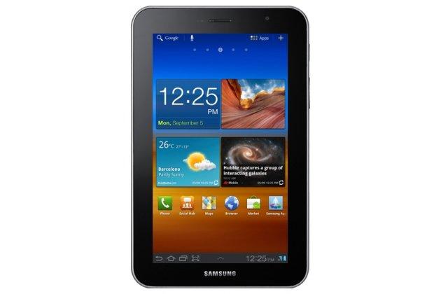 Защитная пленка для Samsung 7.0 P6200 глянцевая