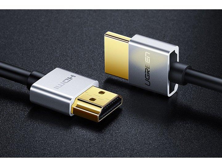 Фирменный оригинальный HDMI кабель 2.0 4k UGREEN для компьютера и телевизора 3 метра + гарантия