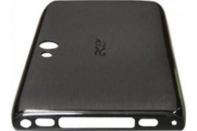 Чехол для Acer A100/A101 противоударный черный